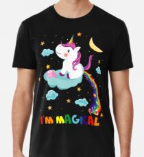 2f952274796c Magical Unicorn Men s Premium T-Shirt