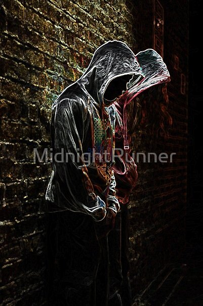 Down and Dirty London by MidnightRunner