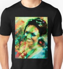 Girl with the Goggles Unisex T-Shirt