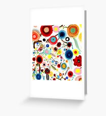 Be what you want to be Greeting Card