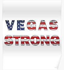 Vegas Strong (Nevada), #VegasStrong Poster