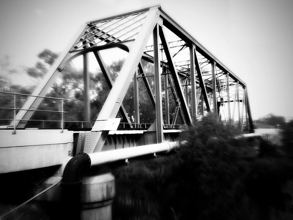 Train Bridge by Jerad Wooldridge