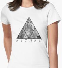 kiyoko Women's Fitted T-Shirt