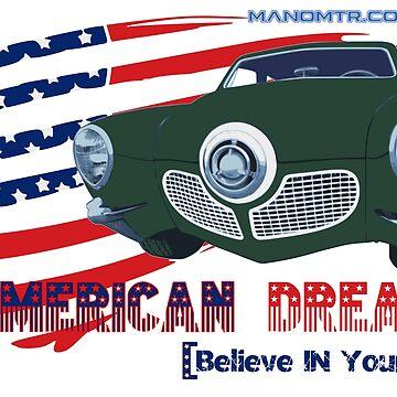 1951 STDB The American dream by manomtr