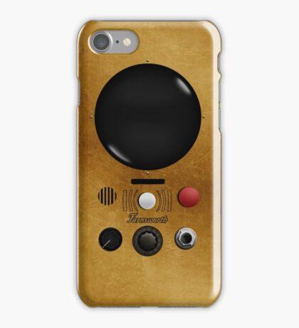 Classic Farnsworth iPhone Case/Skin