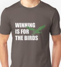Winning is for the Birds Eagles Fan Shirt Bradley Cooper Unisex T-Shirt