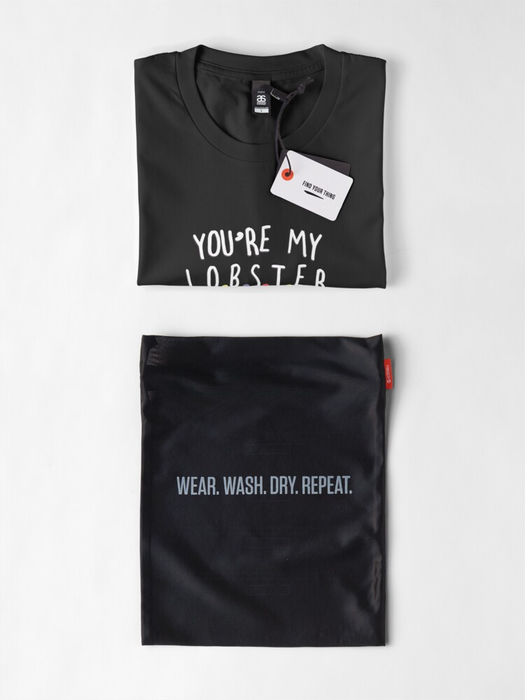 Alternate view of You Are My Lobster Premium T-Shirt
