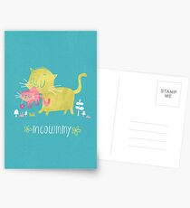 Meommy Postcards