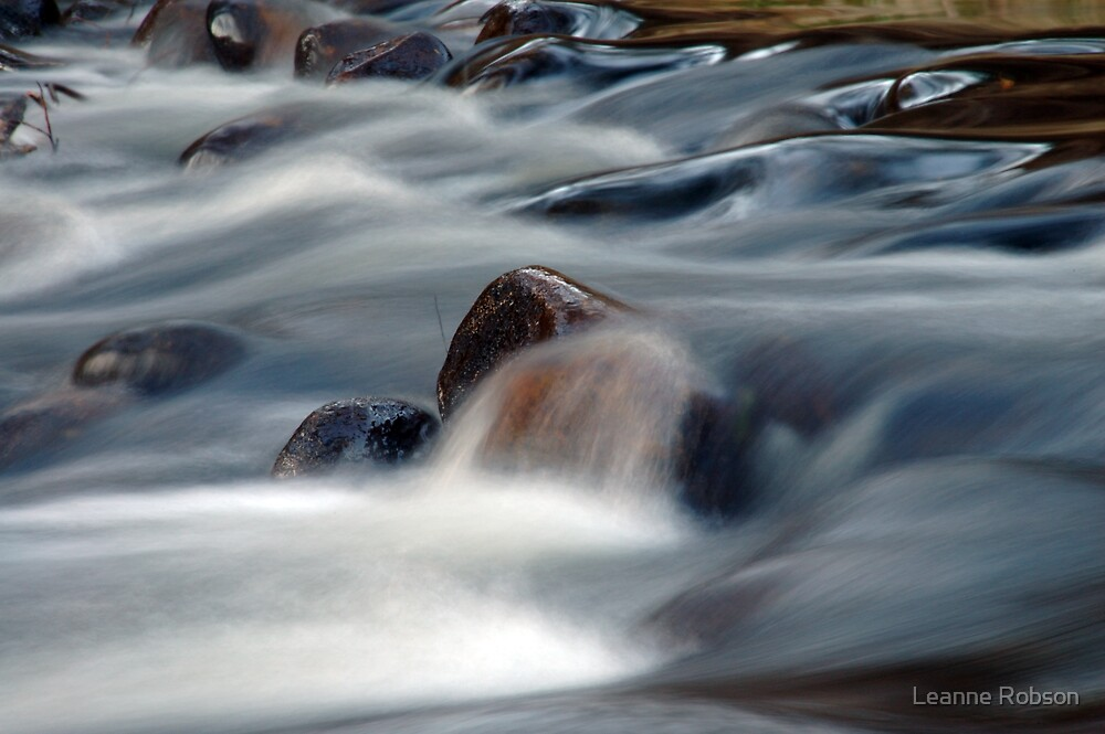 Water Study 4 by Leanne Robson