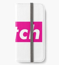 Butch iPhone Wallet/Case/Skin