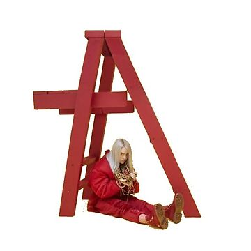 BILLIE EILISH DONT SMILE AT ME EP COVER WHERE IS MY MIND BELLYACHE LADDER OCEAN EYES DON'T WATCH COPYCAT by slapstyk