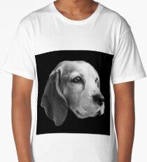 Beagle Head Long T-Shirt
