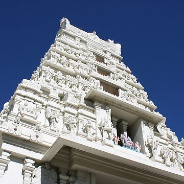 Hindu Temple by Danthesnapper