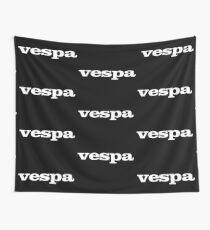 Vespa Merchandise Wall Tapestry