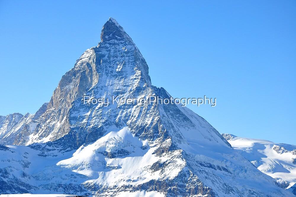 Matterhorn by Rosy Kueng Photography