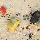 Beachcombing 4 by kimomalley