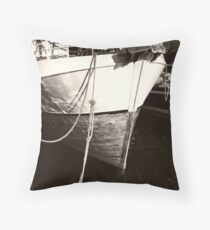 Trawler Throw Pillow