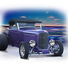 1932 Ford HiBoy Roadster 'Fantasy Land' by DaveKoontz