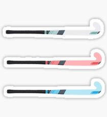 Feldhockeyschläger (ers) Sticker