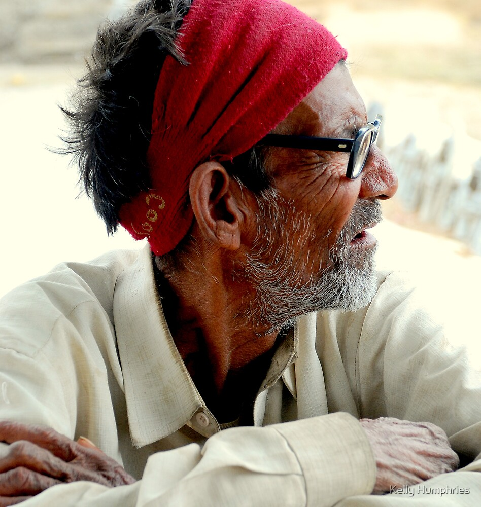Bhilwara Man by Kelly Humphries