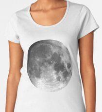 Moon Women's Premium T-Shirt
