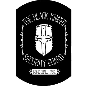 Black Knight Security by ExpApparel