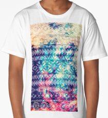galxy color Long T-Shirt