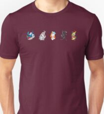 Old School Tattoos Unisex T-Shirt