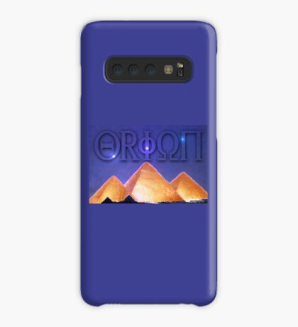 Orion's Belt and the Pyramids Case/Skin for Samsung Galaxy
