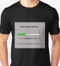 Now Loading Spring T-Shirt
