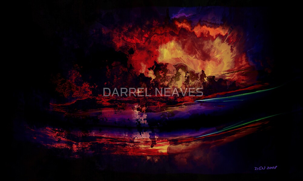 ANGRY SKY by DARREL NEAVES