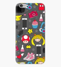 Geek Pattern iPhone Case