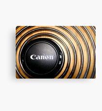 canon Metal Print