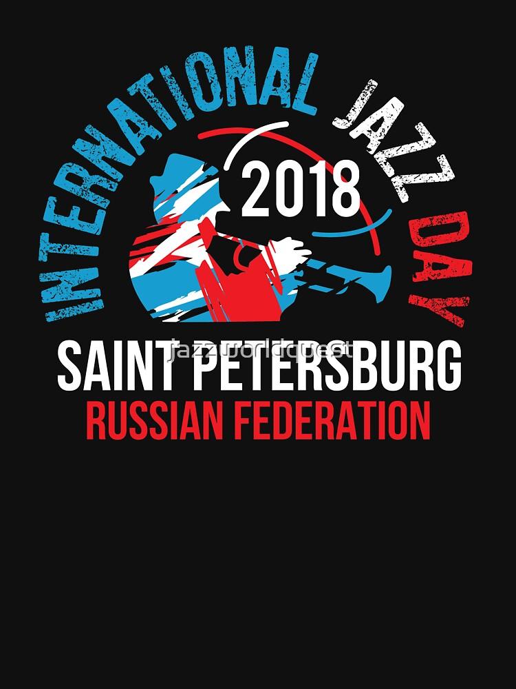 International Jazz Day Russian Federation 2018 by jazzworldquest