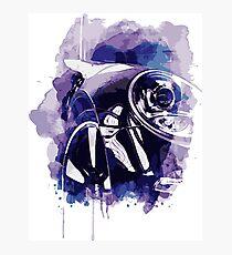 Sportcar Photographic Print