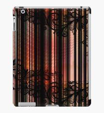 Burlesque abstract iPad Case/Skin