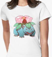 #003 - Venusaur Women's Fitted T-Shirt