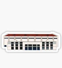 Allen Fieldhouse Sticker