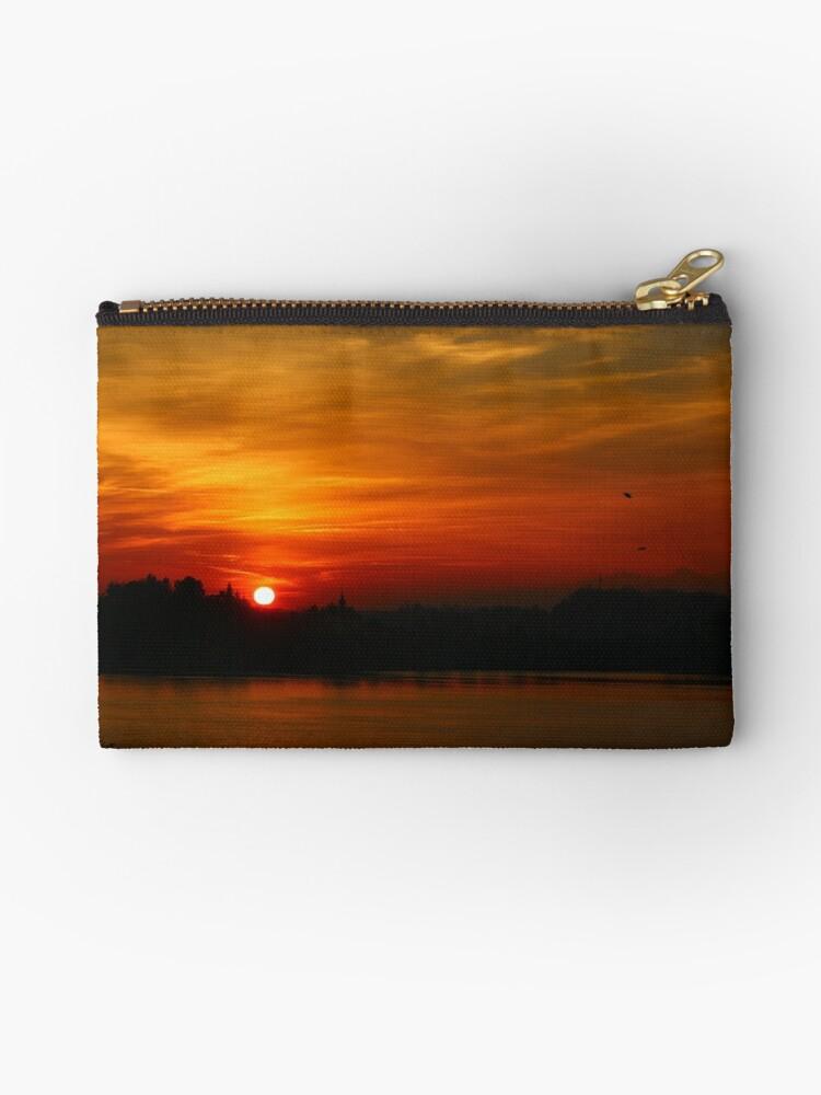 Sunset over Lago Varese 2 by ShelleyB