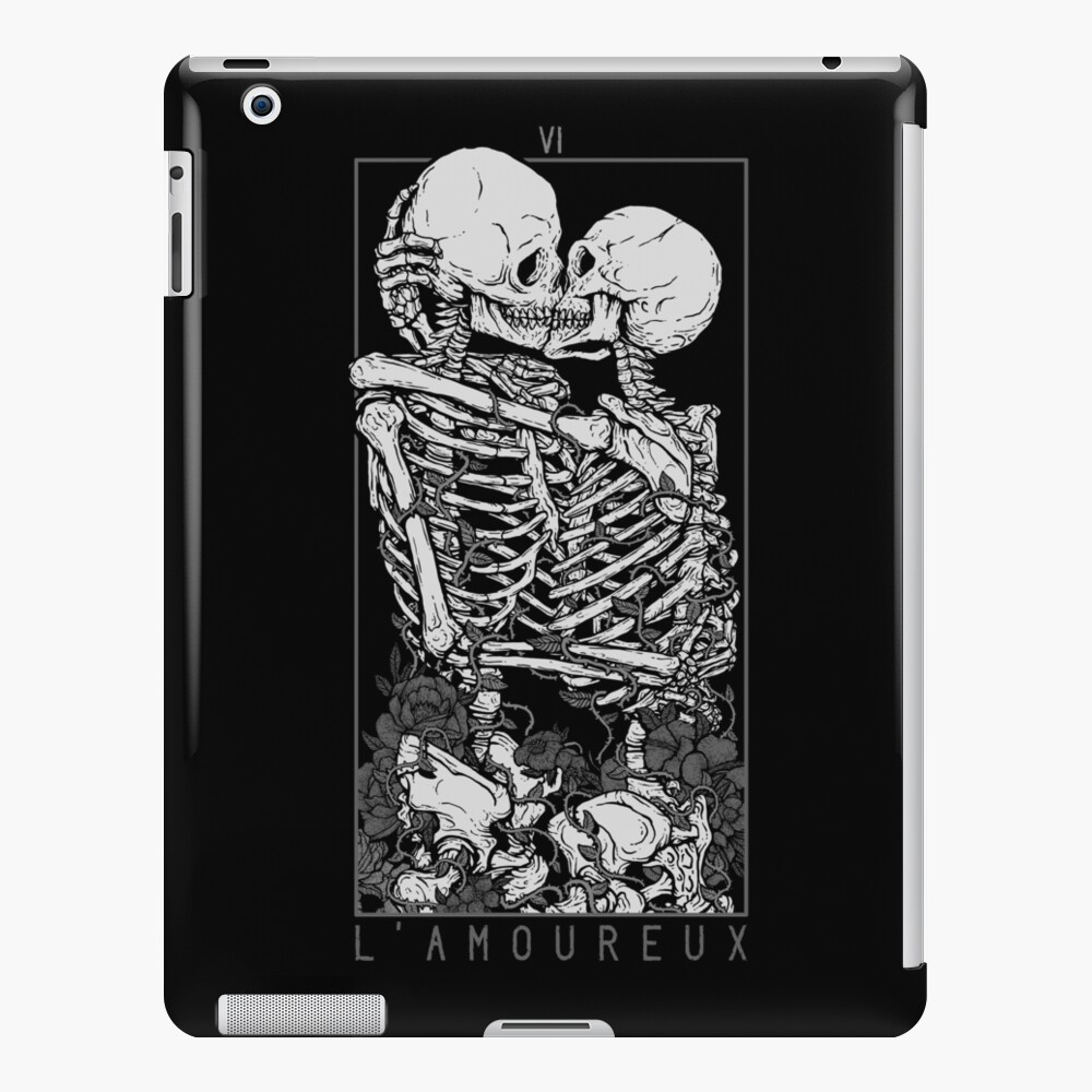 The Lovers iPad Case & Skin