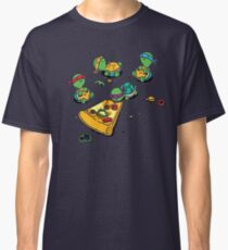 Baby Ninja Turtles T-Shirt Classic T-Shirt