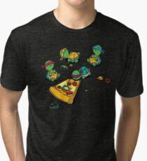 Baby Ninja Turtles T-Shirt Tri-blend T-Shirt
