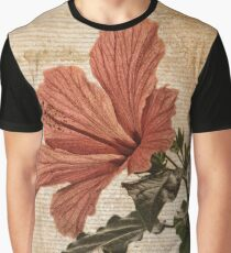 Hibiscus flower Graphic T-Shirt