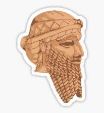 Ancient classic man Sticker