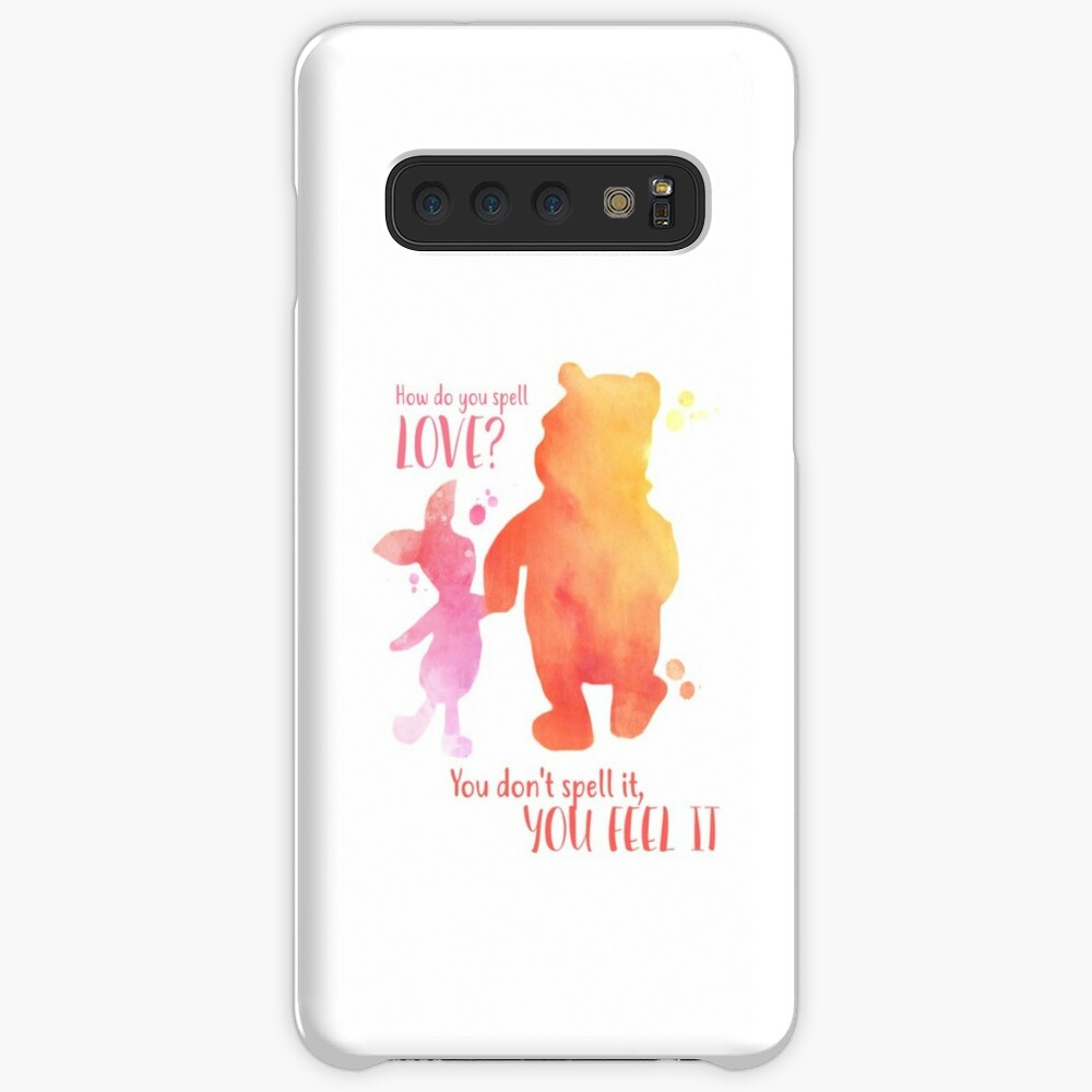 """""""How Do You Spell Love? """" Case & Skin For Samsung Galaxy"""