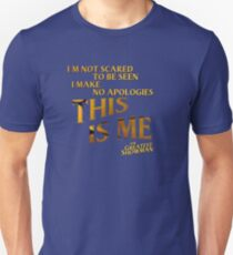 This Is Me - The Greatest Showman Unisex T-Shirt