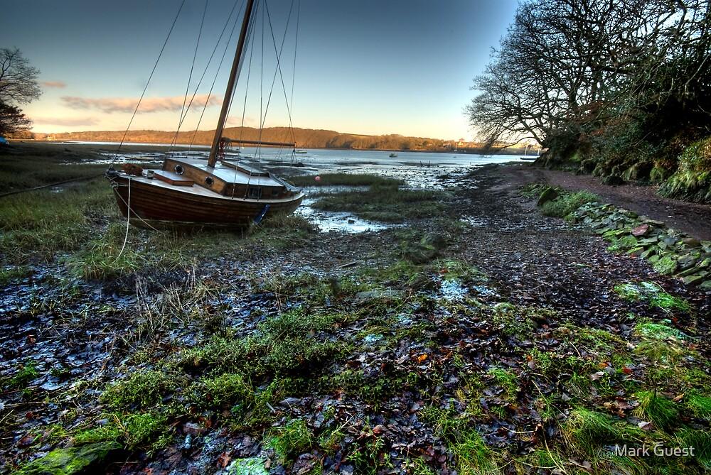Port Lion Pembrokeshire by Mark Guest