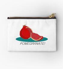Pomegranate! Zipper Pouch