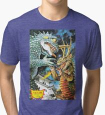 These Monsters are Horny Tri-blend T-Shirt