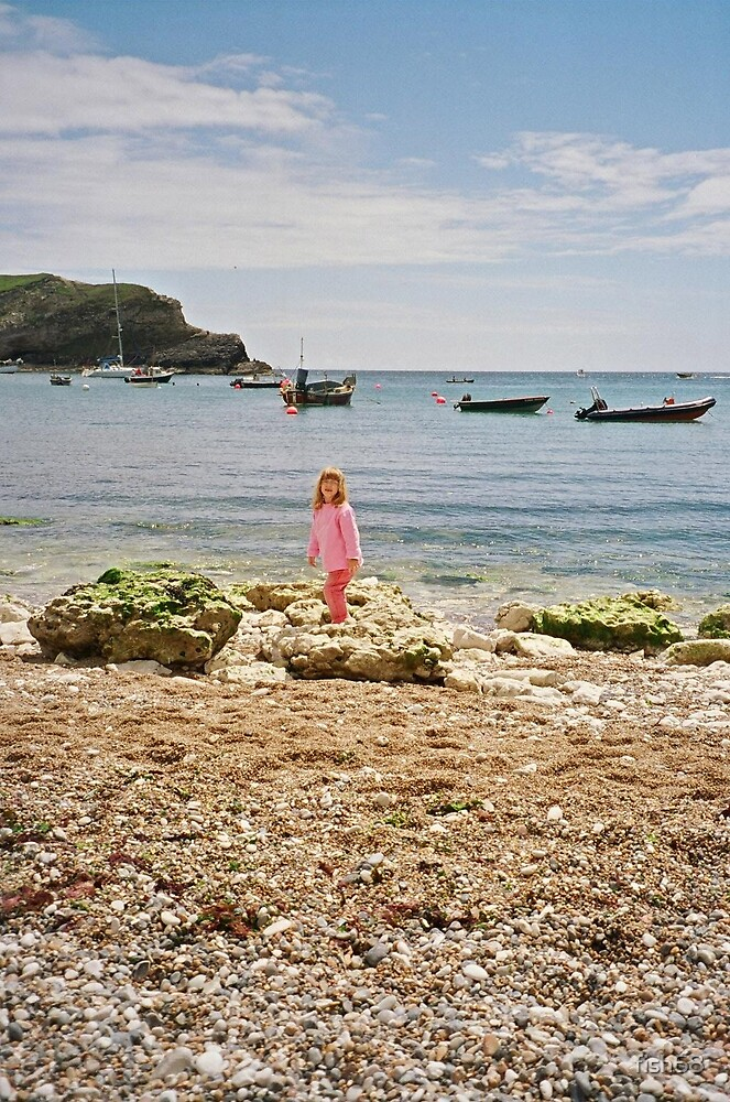 Lulworth Cove by fish68